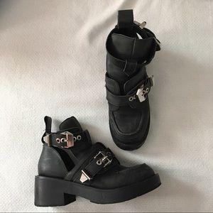 Jeffrey Campbell Coltrane boots